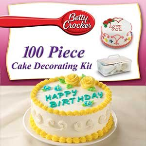 100 Pieces in A Box of Cake Decorat (end 5/28/2015 11:15 AM)