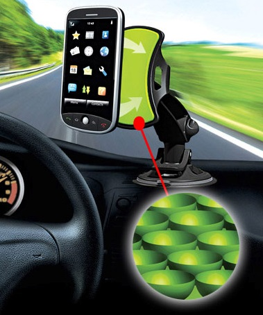 Image result for GripGo Universal Car Phone Mount suction image